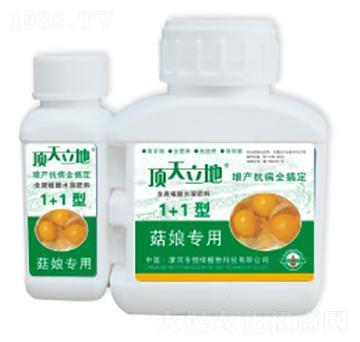 菇娘专用含腐植酸水溶肥料(1+1型)-顶天立地-恒绿植物