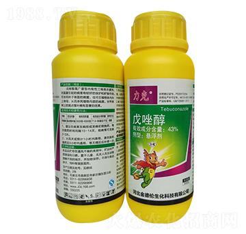 43%戊唑醇-力克-金德伦