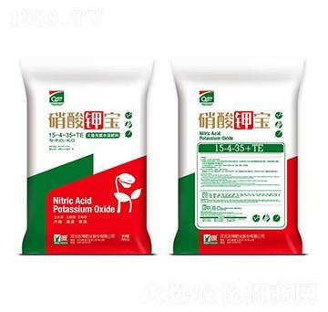 大量元素水溶肥料15-4-35+TE-硝酸钾宝-农博肥业