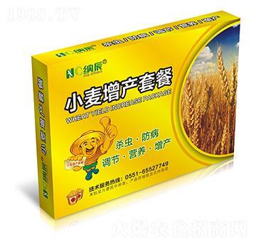 小麦增产套餐-纳辰生物