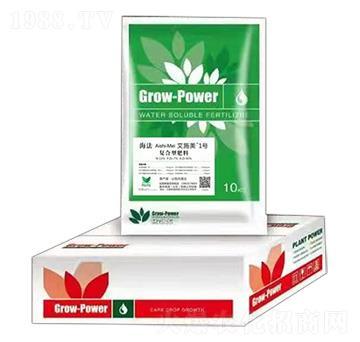 海法·艾施美1号13-7-40+TE-复合型肥料-鑫农绿源