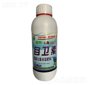 1000g微量元素水溶肥料-自卫素-三碘生化