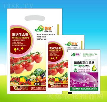 植物基因生命肽-韩邦肥业