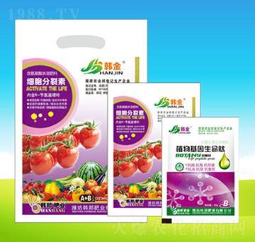 番茄植物基因生命肽-韩邦肥业