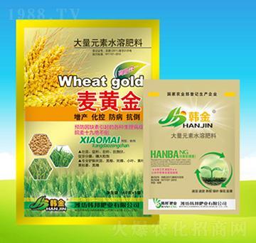 麦黄金-韩邦肥业