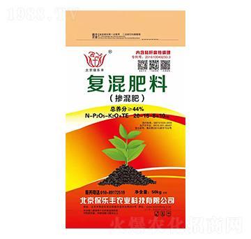 復混肥料20-16-8+10-保樂豐