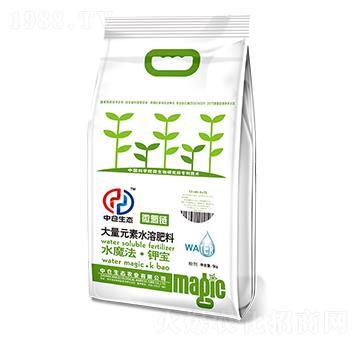 大量元素水溶肥料12-48-9+TE-水魔法・钾宝-中仓生态