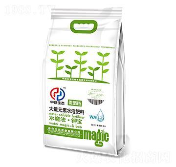 大量元素水溶肥料20-20-20+TE-水魔法・钾宝-中仓生态