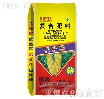 复合肥料30-5-7-巴德利农