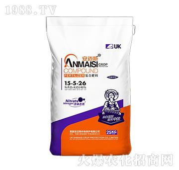 复合肥料15-5-26-安迈斯