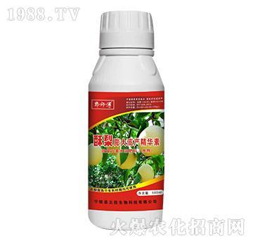 酥梨膨大高产精华素-郭师傅-立信生物