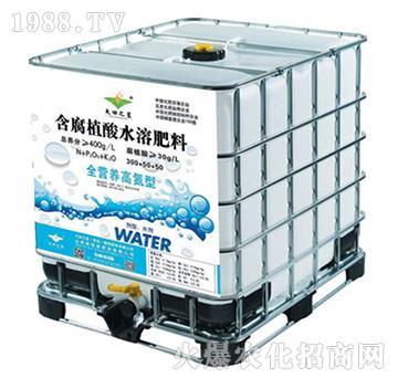 高氮型含腐植酸水溶肥料-新核能