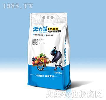 高氮高鉀型水溶肥20-10-30-聚無霸-田豐