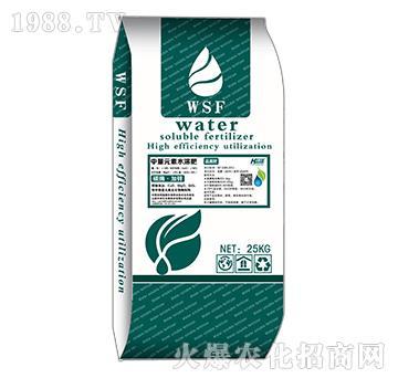 中量元素水溶肥-中农化