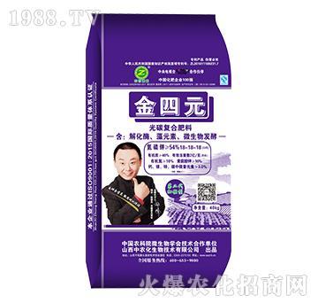 光碳复合肥料18-18-18-金四元-中农化