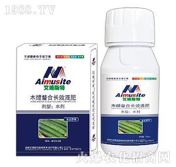 黄瓜需用木醋螯合长效液肥-艾姆斯特