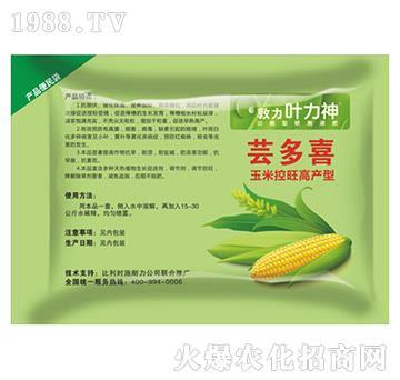 玉米控旺高产型-芸多喜