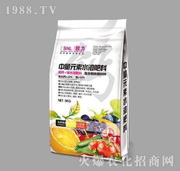 中量元素水溶肥料-高钙・碳水溶肥-施耐力