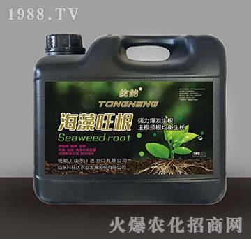 海藻旺根(滴灌型)-統能
