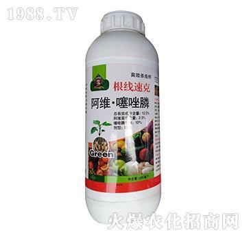 12.5%阿维・噻唑膦-根线速克-欧迪亚