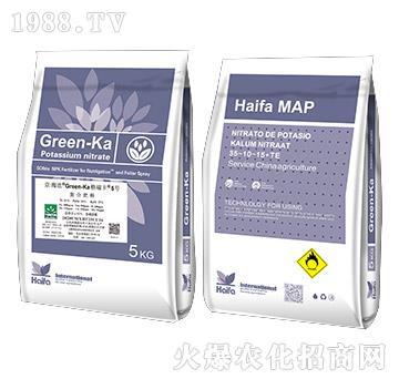 大量元素水溶肥料35-10-15+TE-格瑞卡5号-海法科贸