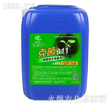 燜棚微生物菌劑-克菌911-科創農業
