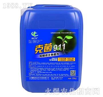 25kg燜棚微生物菌劑-克菌911-科創農業