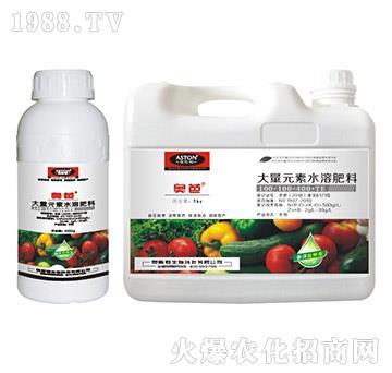 悬浮高钾型大量元素水溶肥料100-100-400+TE-奥斯顿