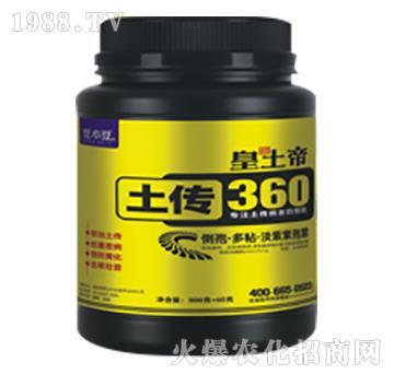 土傳360-皇土帝-豆本豆