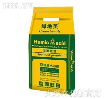 腐植酸水溶肥-綠地美-意賽格