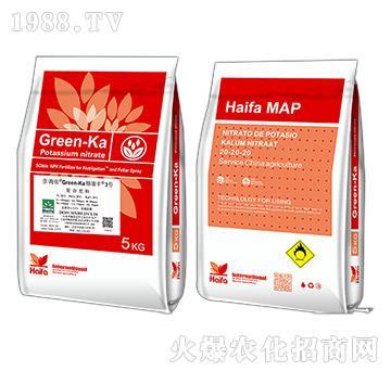 大量元素水溶肥料20-20-20-格瑞卡3号-海法科贸