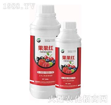 大量元素水溶肥料0-500-600+TE-果果紅-戈蘭優施