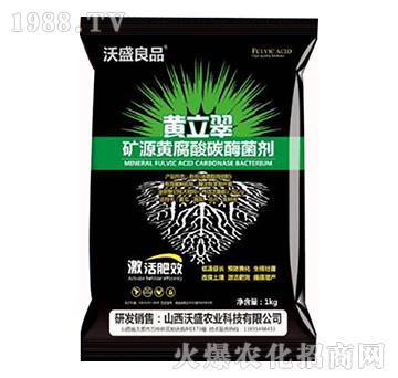 矿源黄腐酸碳酶菌剂-黄立翠-广宇通