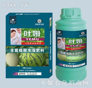冬氨酸藻姆菌素-西甜瓜专配-叶姆