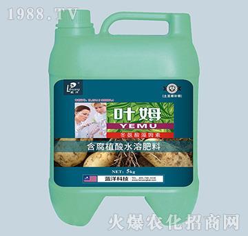 冬氨酸藻姆菌素-土豆根