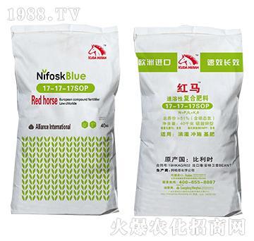 进口复合肥  速溶性化学肥料17-17-17SOP-KUDAMERAH库达梅拉