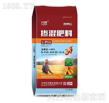 掺混肥料25-14-6