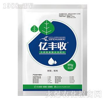 含硒氨基酸水溶肥料-億豐收-安得泰