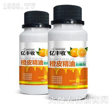 橙皮精油助推剂-亿丰收-安得泰
