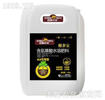 桶装悬浮生根型含氨基酸水溶肥料-根多宝-迈度叶夫