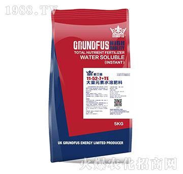 大量元素水溶肥料11-52-7+TE-格兰富