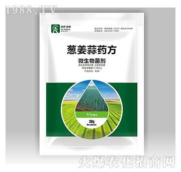 微生物菌剂-葱姜蒜药方-日升生物