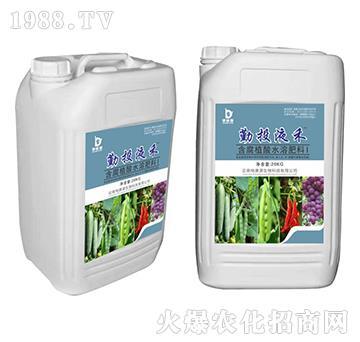 含腐殖酸水溶肥料I-勤投液禾-地康源生物