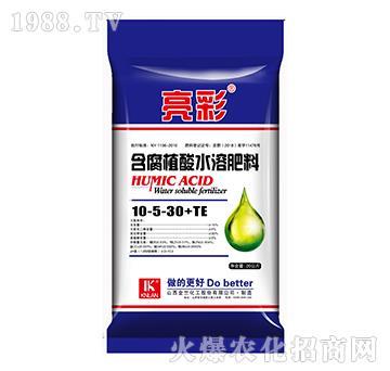 含腐植酸水溶肥料10-5-30+TE-亮彩-金兰化工