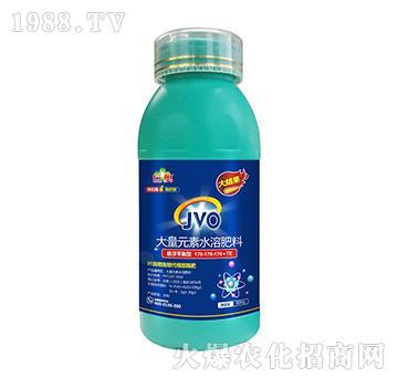 大量元素水溶肥料170-170-170+TE-巨奥
