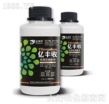 農用亞磷酸鉀-億豐收-安得泰