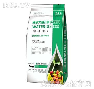 高磷型海藻大量元素水溶肥10-40-10+TE-農滿倉-宸田農業
