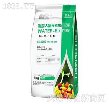 高氮型海藻大量元素水溶肥30-10-10+TE-農滿倉-宸田農業