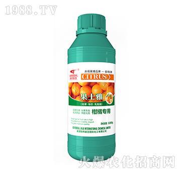 柑橘专用枯草·地衣·乳酸菌-果士雅-联邦嘉吉