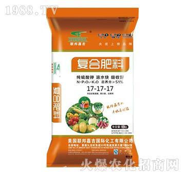 纯硫酸钾复合肥料17-17-17-联邦嘉吉